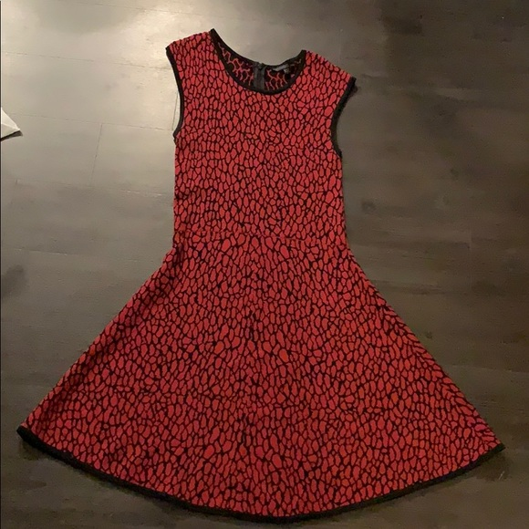 Felicity & Coco Dresses & Skirts - Felicity & Coco Red and Black Cocktail Dress
